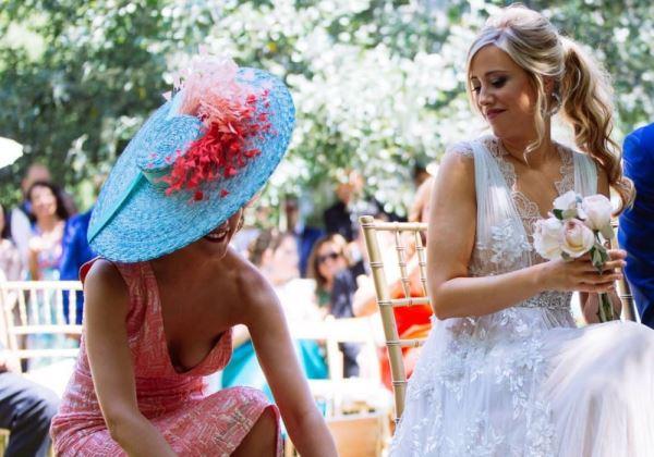 Pamelas para bodas