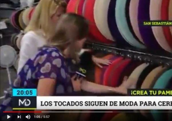 Una pamela exclusiva para España Directo