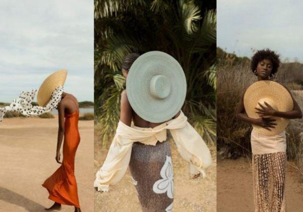 La moda se rinde a los sombreros de paja