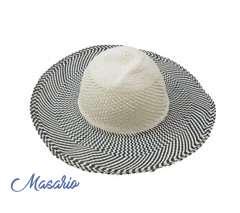 Capelinas fibra de papel