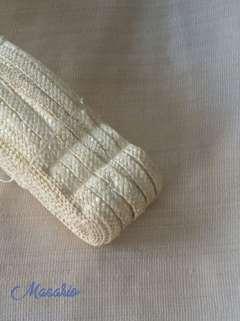 Madejas de paja trenzada 9-10 mm