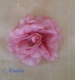 silk-velour rose17cm aprox