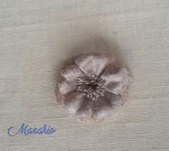 Flor terciopelo (5,5 cm aprox.)