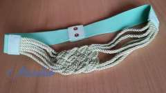 Belts with knots