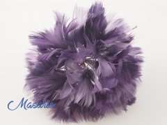 ALOHA feather hydrangea bouquets