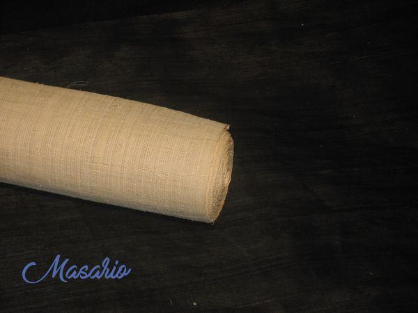 Fine Raffia (Natural) 90 cm