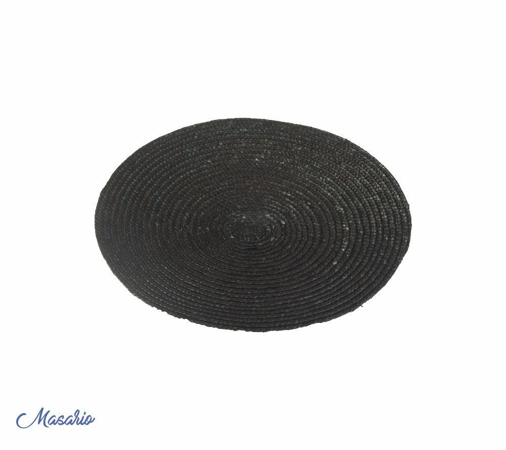 34cm. Straw discs