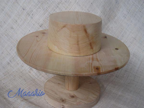 Sombrero cordobes(no incluye soporte)