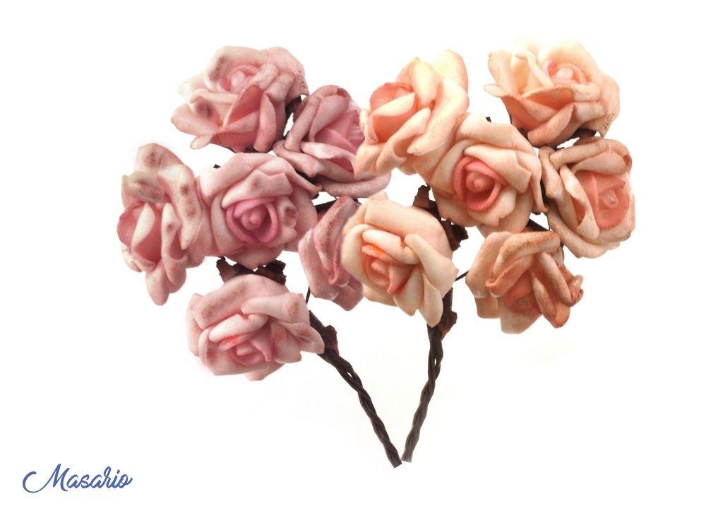 FOAM FLOWERS 2,5 cm