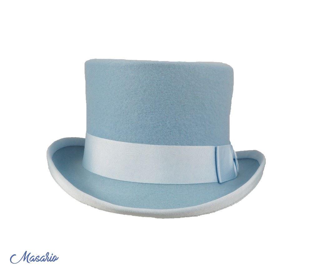 12-13cms. felt top hats