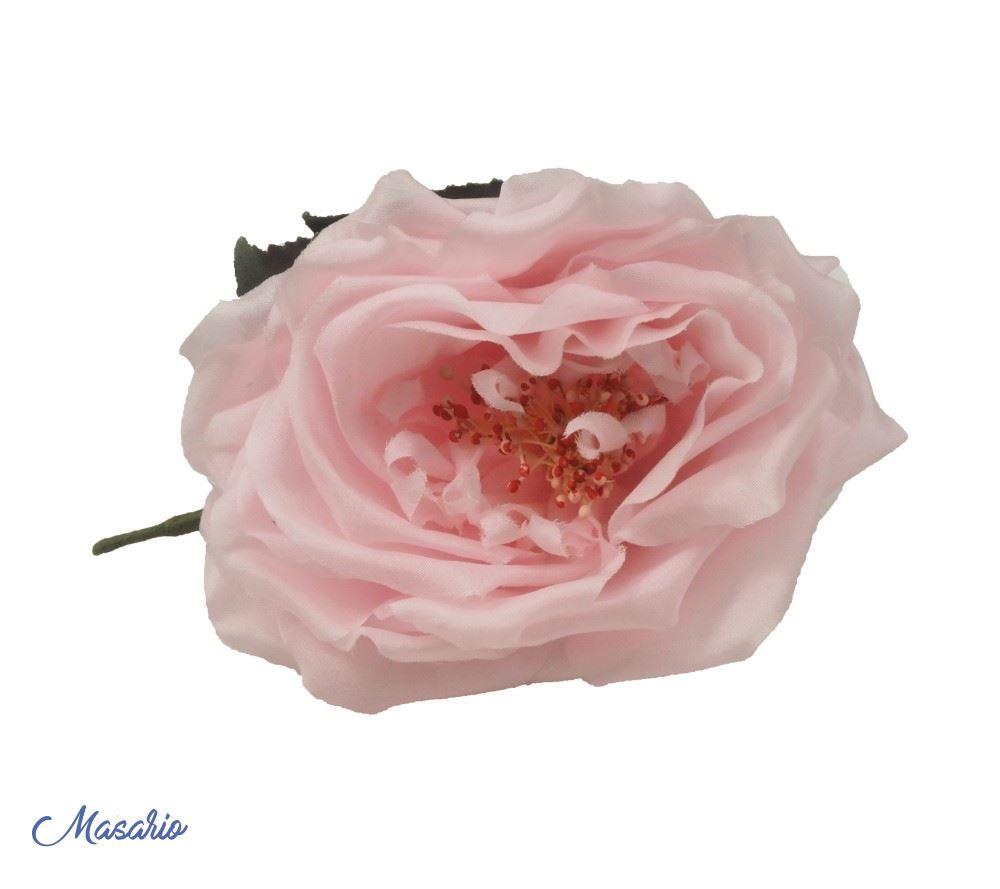 Rosas de seda