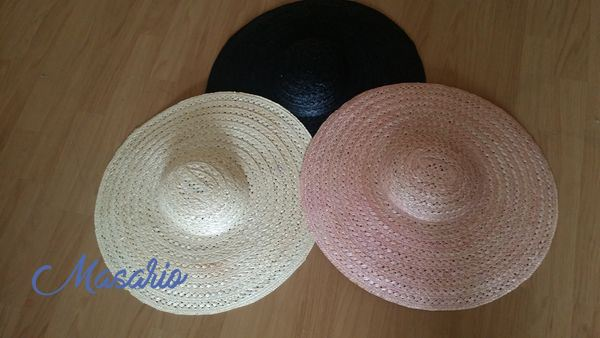 Special Straw Hat Saucer