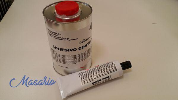 Adhesivo contacto especial piel