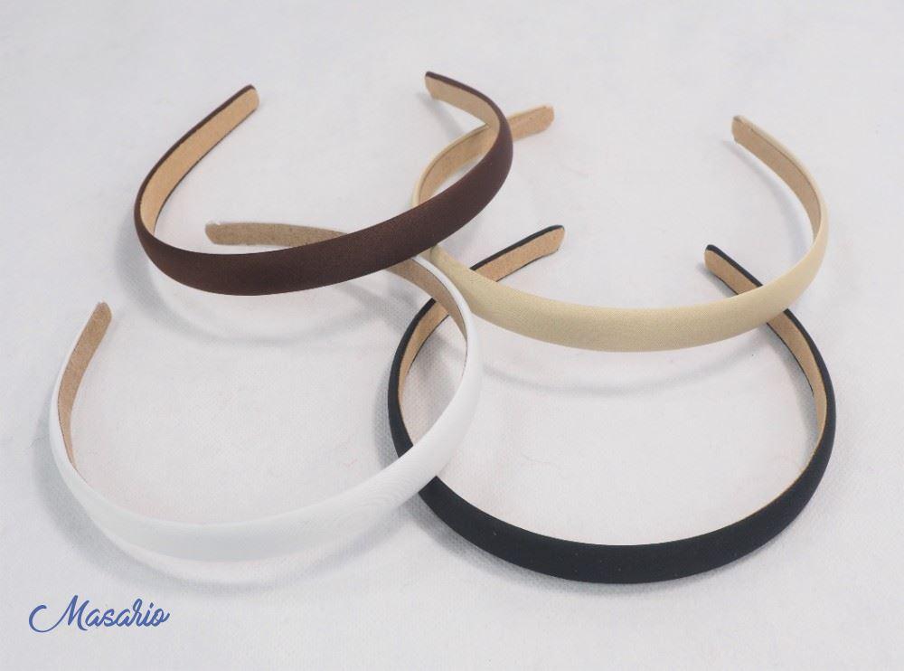 Satin Headband  1,5 cm