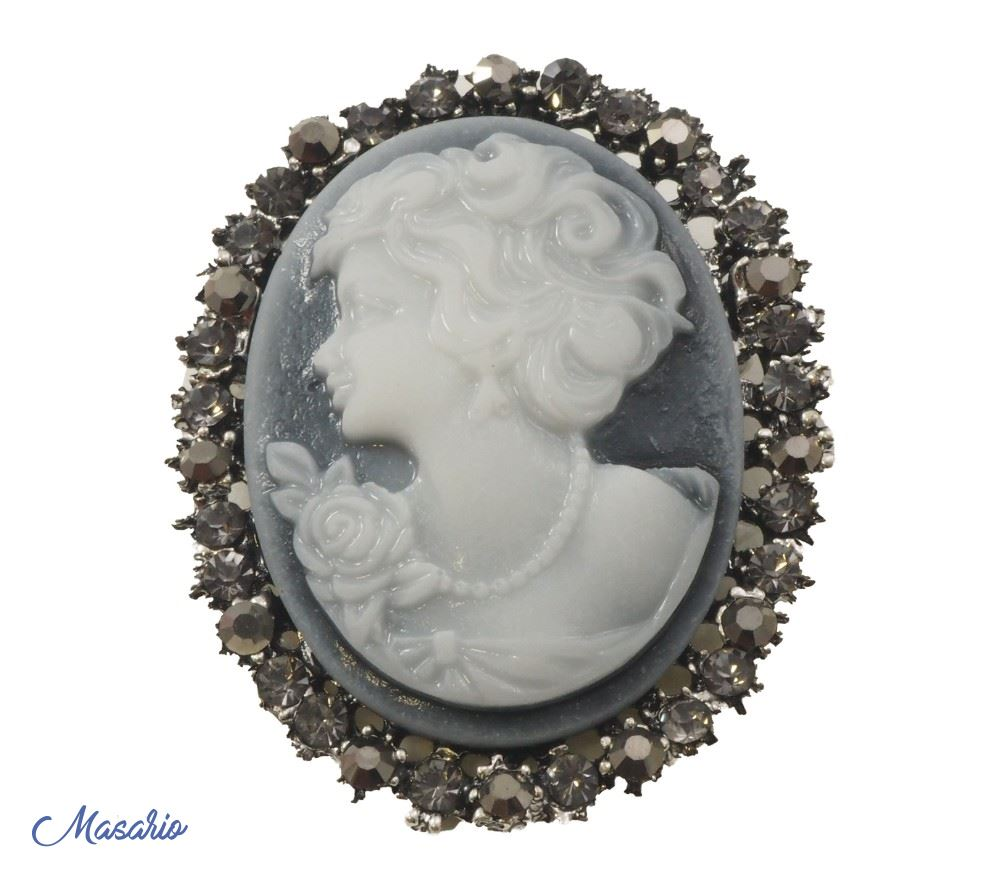 CAMEO 6 x 4 cm approx.