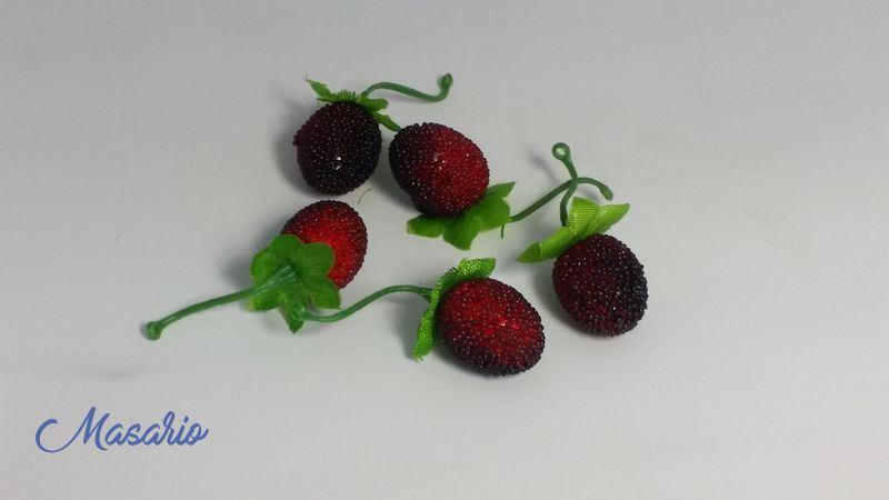 Strawberry 5 und.