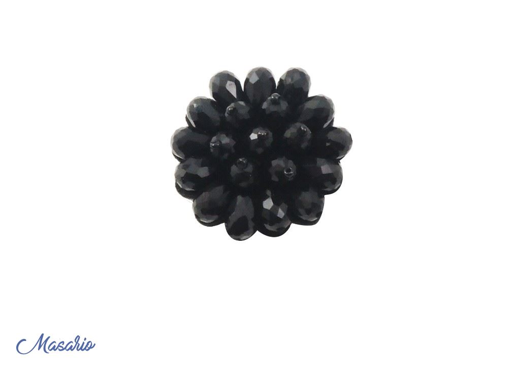 Pedreria y cristal 9 x3 ,5 cm