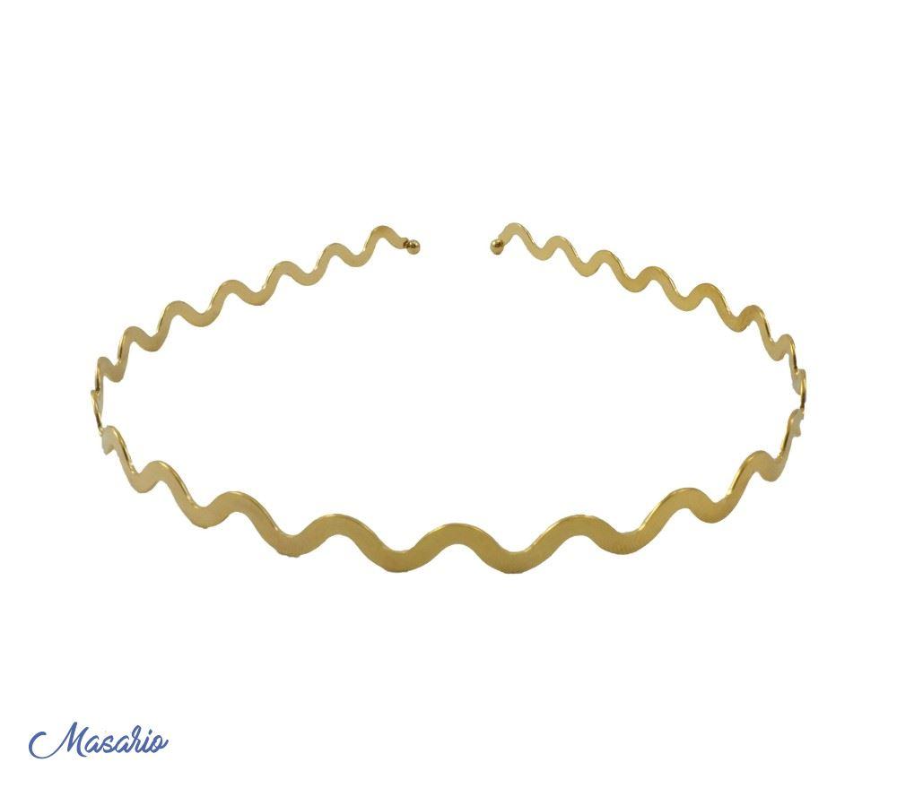 especial golden methalic comb