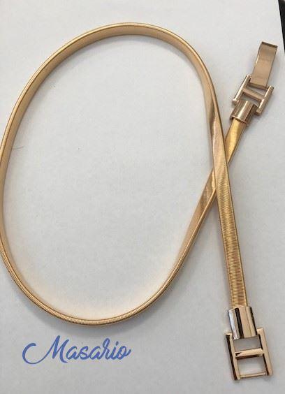 Elastic belt 1 cm aprox.