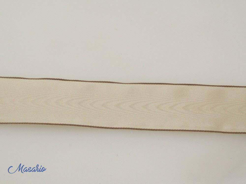 MOIREE RIBBON 4 cm.aprox.
