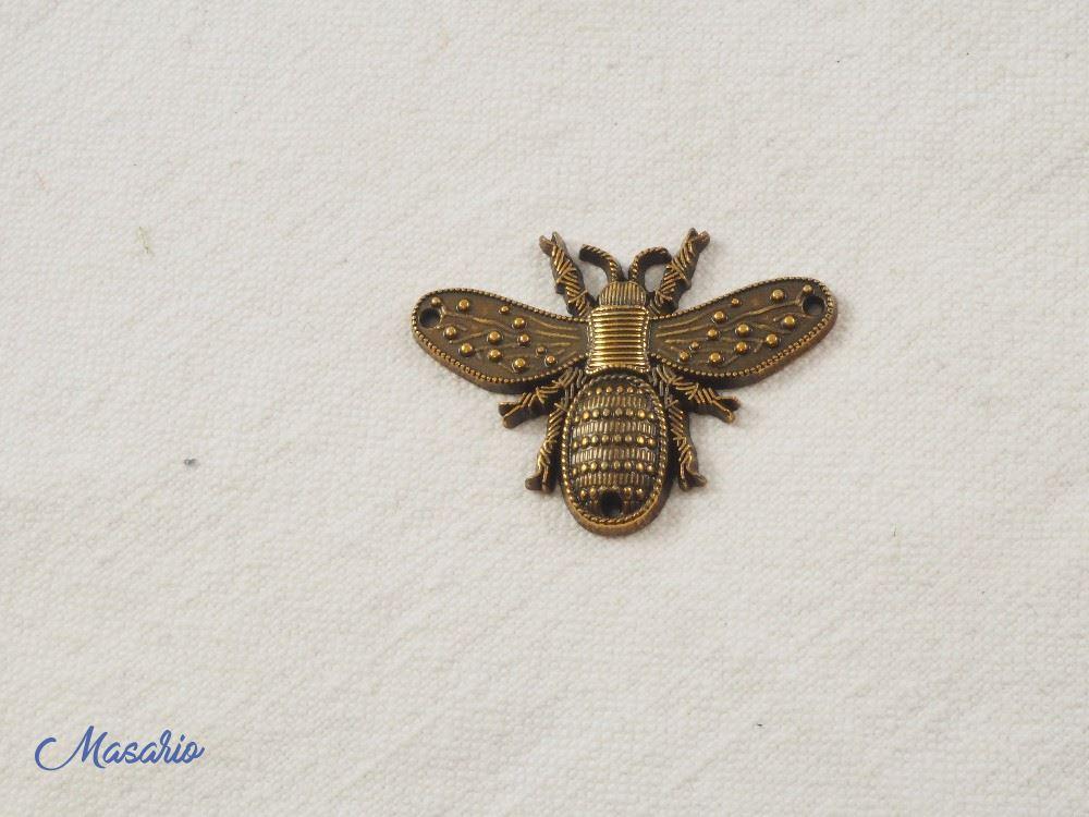 Big methalic fly.