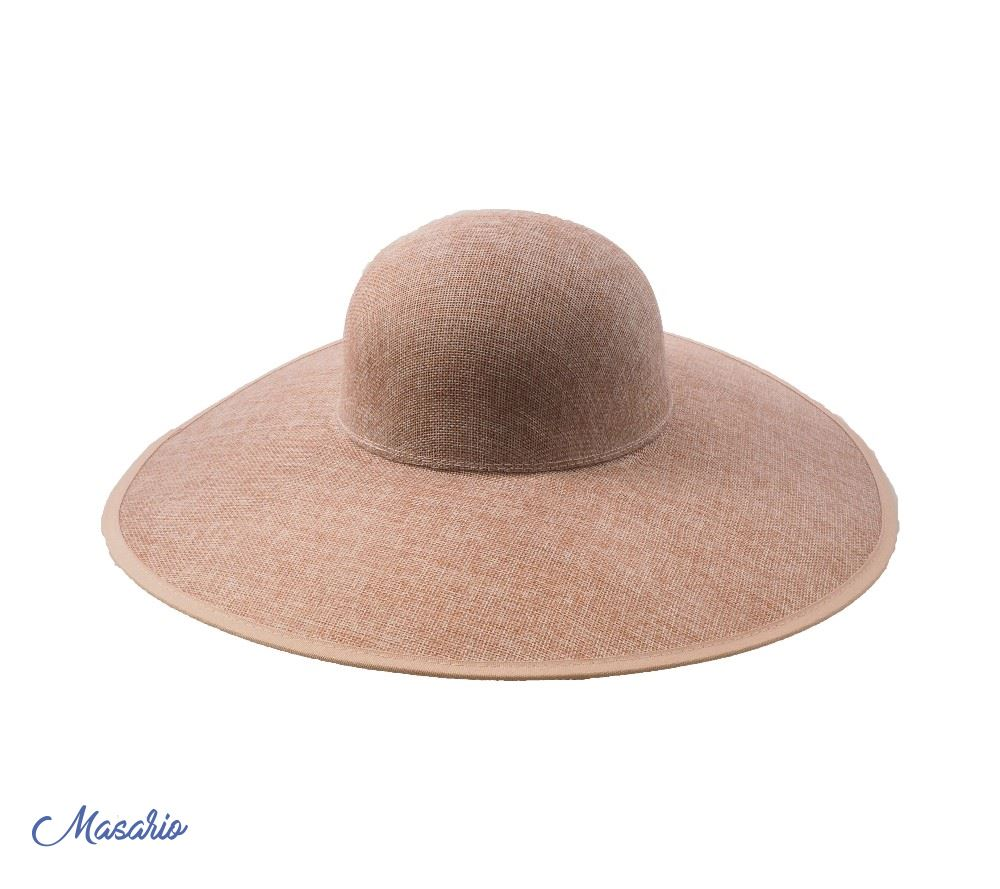 Mencia jute unfinish hat