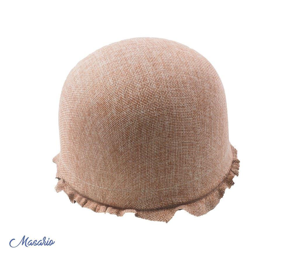 Round yute crown