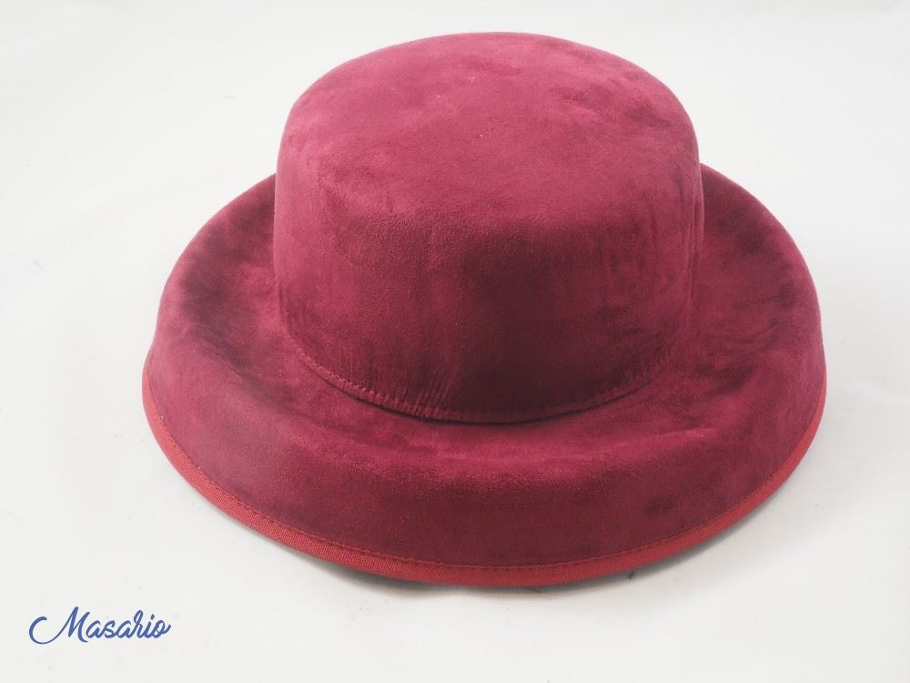 Coco unfinish hat antelina