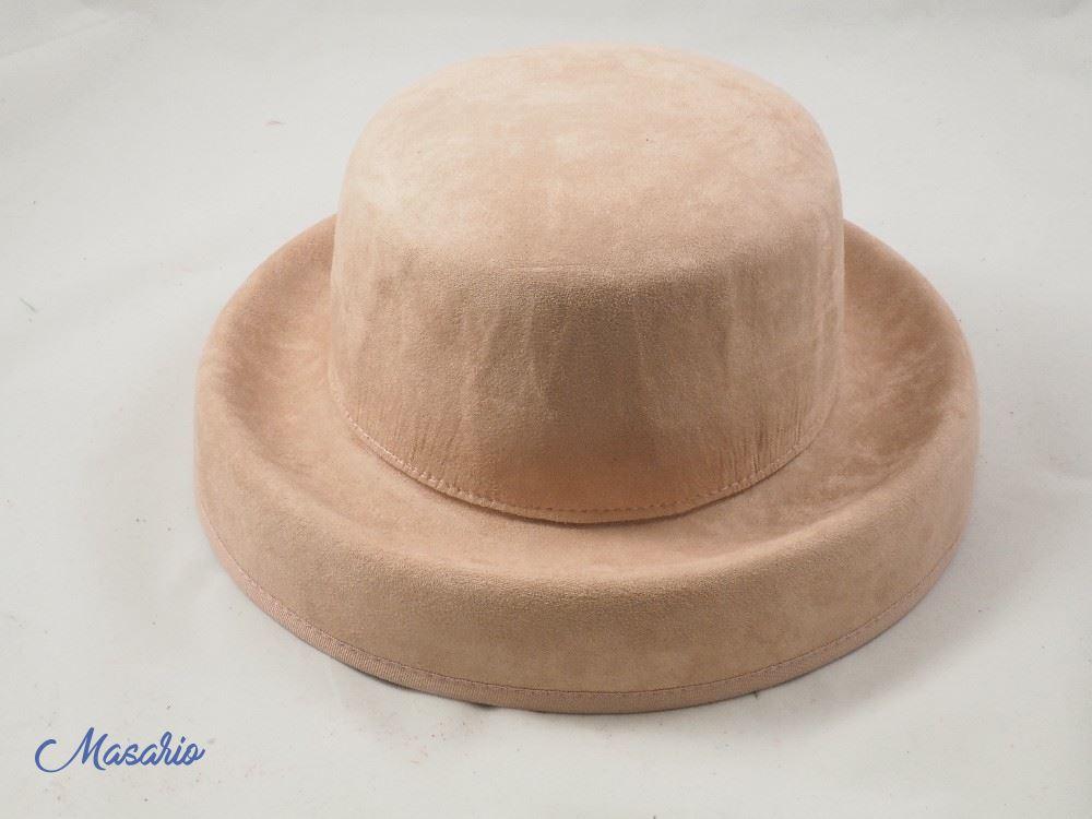 sombrero cocó de antelina 921d6a3705b
