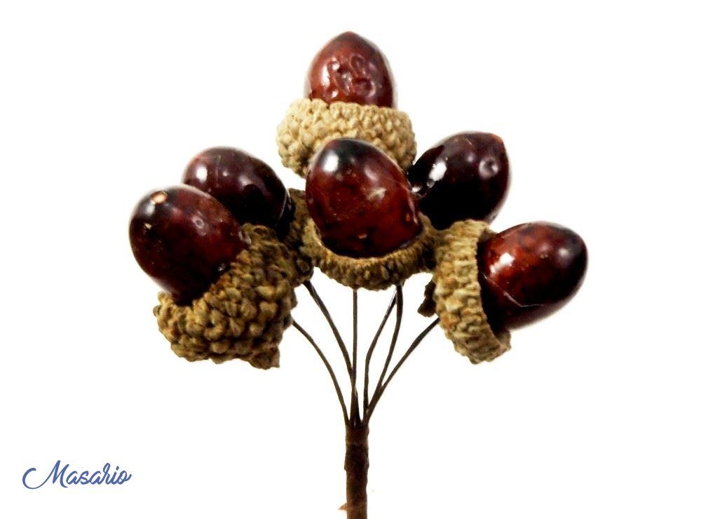 Bouquet of  Acorns