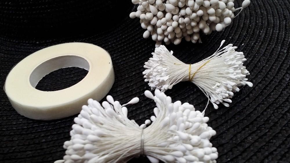 Pistilos para tocados y vestidos