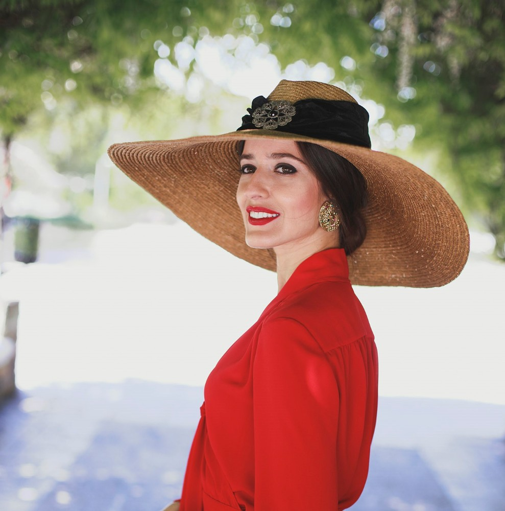 Unfinished straw braid hats