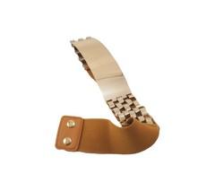 Cinturon elástico-piezas metálicas