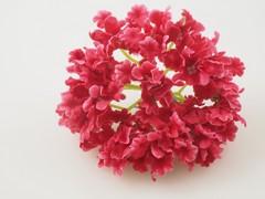 Pomo hortensia petalo mini 12 cm aprox.