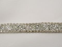 Tira cristal termoadhesiva