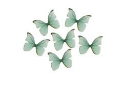 Mariposas de seda