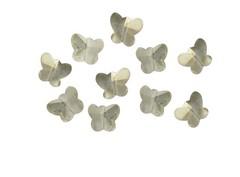 10 Cuentas Mariposa