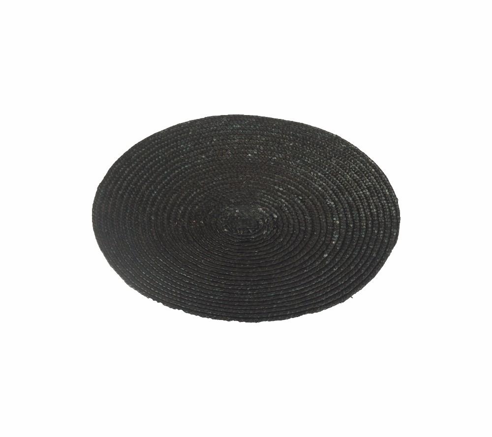 Discos paja trenzada aprox. 34 cm