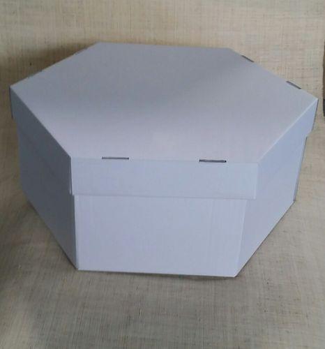 White 43,5x25 cm