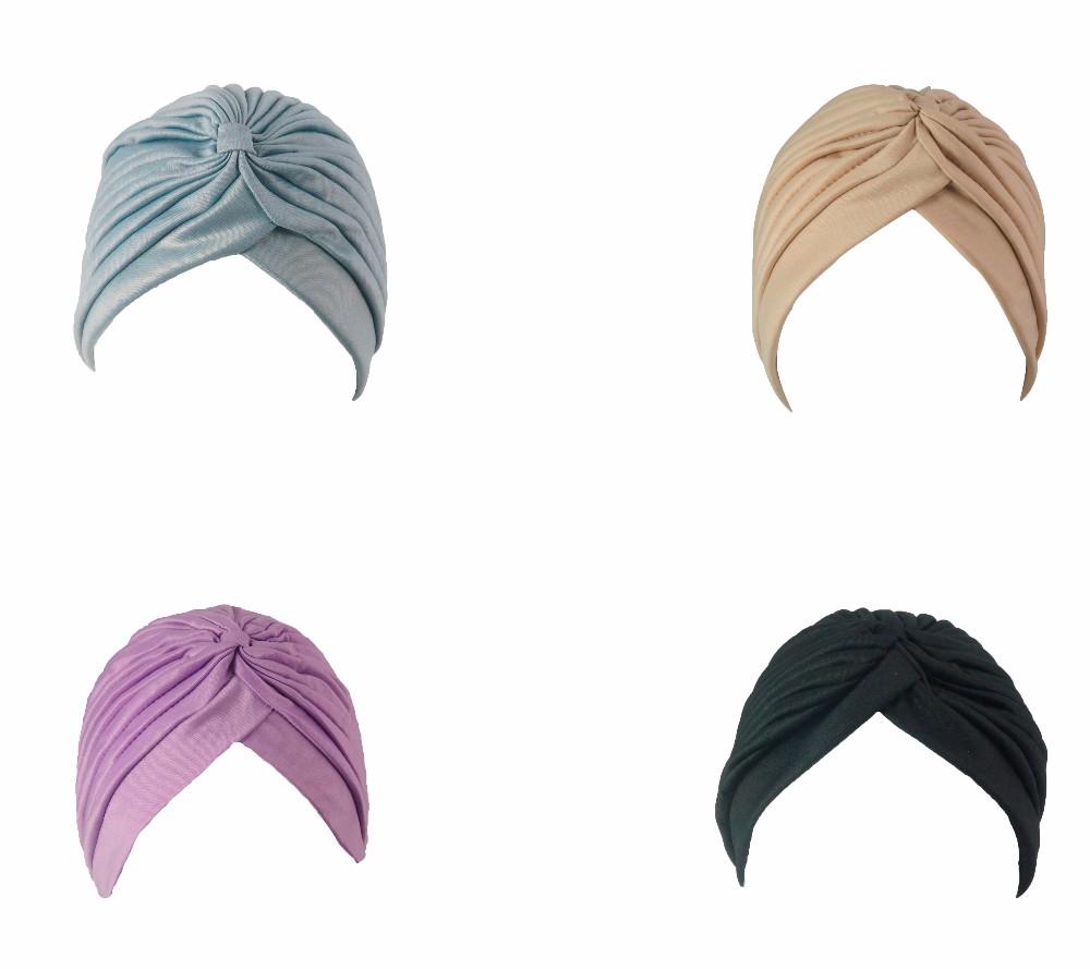 Licra turbans