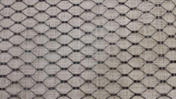 Velo hexagonal 22cm