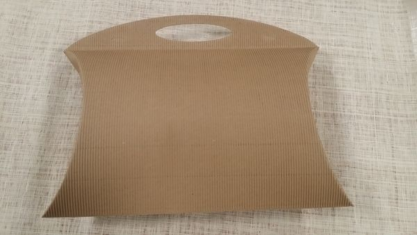 Bag corrugated board